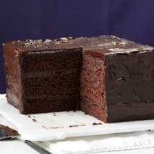 tasteofhome chocolate cake